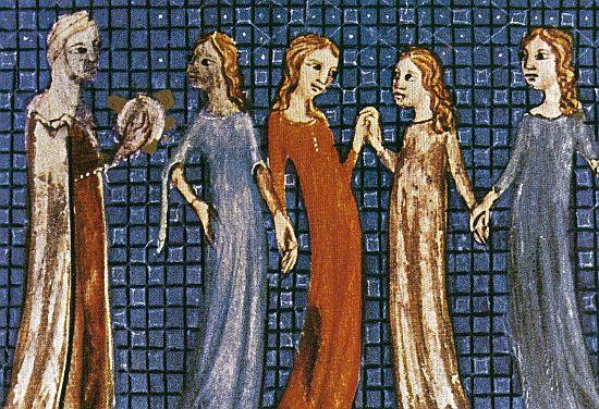 sephardic dancing-women